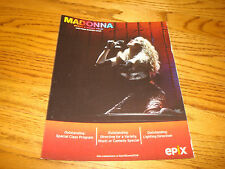 MADONNA STICKY & SWEET TOUR Live from Buenos Aires Emmy ad Outstanding Special
