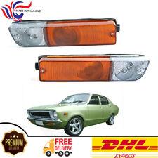 For1975-1980 Nissan Datsun 1200 B110 B210 120Y Front Bumper Turn Signal Light