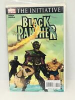 Black Panther Comic Book 'The Initiative' Direct Edition Hudlin Portela Marvel