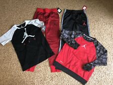 Nwt Lot of Boy's Clothes Nike Air Jordan Jumpman Size Large