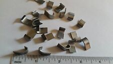 150 Stainless Steel J Clips. Cage Clips for Rabbit, Poultry, Game Bird Cages.