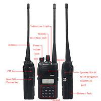 Walkie Talkie Puxing PX-888K 128CH UHF/VHF FM DTMF/5 Tone Scrambler 2-Way Radio