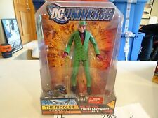 """NEW DC UNIVERSE Classic Wave 5 series THE RIDDLER 6"""" Action Figure"""