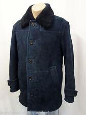 Winter-Herrenjacken & -mäntel aus Leder in normaler Größe