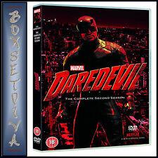 DAREDEVIL - COMPLETE SEASON 2 - MARVEL'S DAREDEVIL    *** BRAND NEW DVD ***