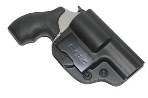 For Taurus Model 85/M85/850 38 Special Revolver Polymer Inside Waist IWB Holster