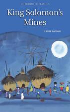 King Solomon's Mines, Haggard, H Rider, Very Good Book