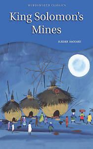 King Solomon's Mines (Wordsworth's Children's Classics), H. Rider Haggard , Good