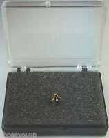 Masonic Crest No G Small Enamel Lapel Pin Badge In Gift Box