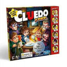 Hasbro Cluedo Junior Mystery Murder Board Game Gaming Sealed New
