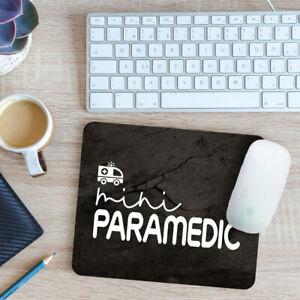 Mini Paramedic Mouse Mat Pad 24cm x 19cm