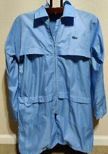 Vintage Lacoste Wpl 1100 Nylon Hooded Jacket (Mens Medium)