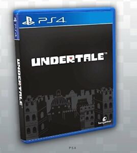 UNDERTALE PS4 / Brand New and Sealed / Very Rare