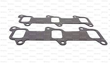 EXHAUST MANIFOLD GASKETS FIT FORD 7810 7910 8210 TRACTORS. NEW.