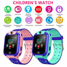Smart Watch with GPS GSM Locator Touch Screen Tracker SOS for Kids Children UK