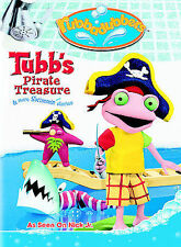 RUBBADUBBERS TUB'S PIRATE TREASURE DVD NICK JR