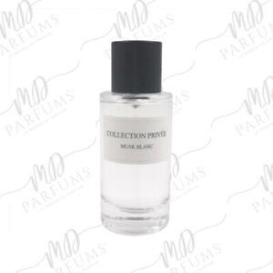 Parfum CP Privée Musc Blanc senteur Musc Blanc 50ml Frais port Offert
