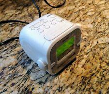 Retro Sony ICF-C180 Dream Machine AM/FM Alarm Clock - White Cube