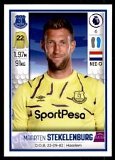 Panini Football 2020 - Maarten Stekelenburg (Everton) No. 228