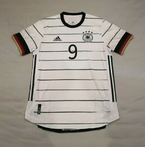 Germany 2020 21 Home Player Issue Shirt M Timo Werner