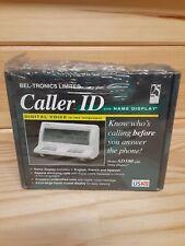 BEL-TRONICS AD100 Caller ID / Call Blocker Reject Digital Voice Name Display
