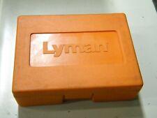 Lyman 7-30 Waters Reloading Dies