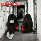 Halloween Props Realistic Trembling Crying Ghost Haunted House Home Decoration