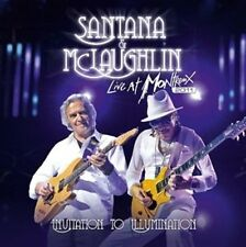 CARLOS JOHN SANTANA - INVITATION TO ILLUMINATION-LIVE AT MONTREUX 2011  CD NEW+