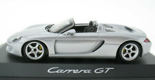 MINICHAMPS - PORSCHE Carrera GT - silber Cabrio - 1:43 in OVP /Box - WAP02007411