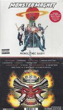 CD--MONSTER MAGNET--MONOLITHIC BABY! -LTD. ED.-2004   CD+DVD