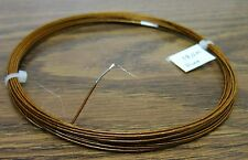 25 Pelican Glass Core Kapton Heating Resistance Wire 36 Awg 185 Ohms Foot