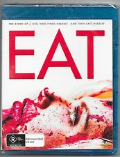 Eat (Blu-ray, 2015)New (A Monster Pictures Film) Region B Free Post