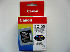 CARTUCCIA CANON BC-05 ORIGINALE / CANON  BC-05 COLOR / BJC-200 BJC-1000