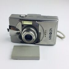Konica Minolta DiMAGE G500 5.0MP Digital Camera - Silver