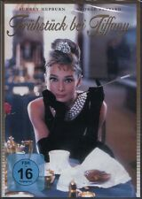 DVD FRÜHSTÜCK BEI TIFFANY v. Truman Capote, Audrey Hepburn ++NEU