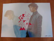 KIM SUNG KYU (INFINITE) - Another Me [OFFICIAL] POSTER K-POP *NEW*