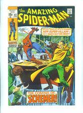 THE AMAZING SPIDERMAN 83 (1970) STAN LEE JOHN ROMITA 1ST APPEARANCE THE SCHEMER
