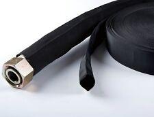 poliéster tejido Tubo & Manguera Protección Encamisado tamaño 40mm-5 metros