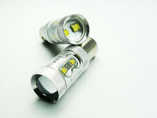 P21/5W 380 BAY15d WHITE 50W CREE LED TAIL STOP CAR BULBS A