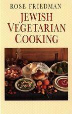 Jewish Vegetarian Cooking: An Irresistible Choice