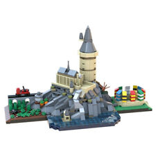 MOC-29067 Harry Potter Hօgwarts Skyline Building Blocks Set Education Toys Brick