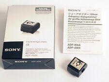 Adaptateur Sony ADP-AMA griffe Sony iso vers Minolta