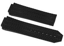 24mm Hublot Watch Band Strap Fit For Big Bang Rubber Silicone Anti Allergic