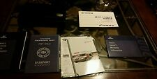 2007 Toyota Camry Owners Manual Set with Case