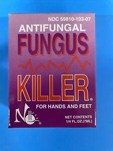 Miss Nail Hands Feet Fungus Killer Anti Fungal .25oz/7.3ml