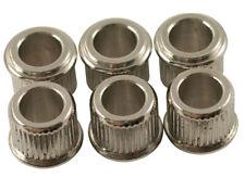 Kluson Adaptor Conversion Bushing For Vintage Tuners Machine Heads Nickel 6.35mm