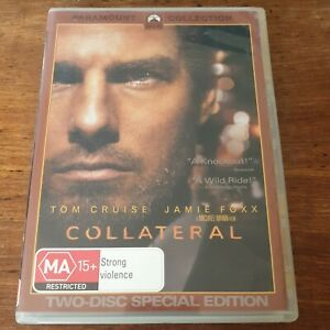 Collateral DVD R4 Like New! FREE POST