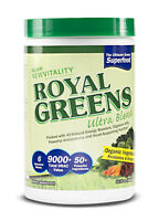 Royal Greens Ultra Superfood Powder Supplement - 30 Servings - Free Shipping