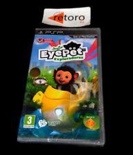 ÉYEPET EXPLORADORES Eye Pet SONY PSP PAL-España Nuevo Sealed NEW