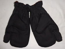 Warm Soviet Russian Winter Shooting Mittens Trigger Finger Sniper Hunting Gloves
